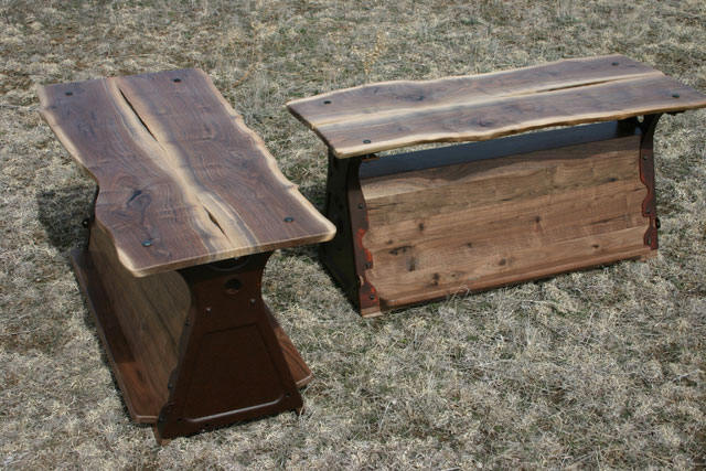 Cherokee Outlet Print Stand I & II