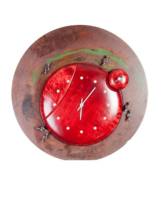 Wingnut Clock