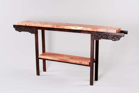 Dark Cloud Hall Table