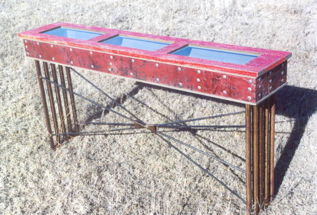 South Wind Reliquary Table
