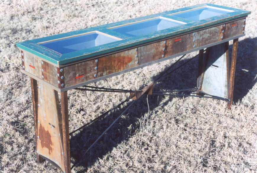 Wind Blade Reliquary Table