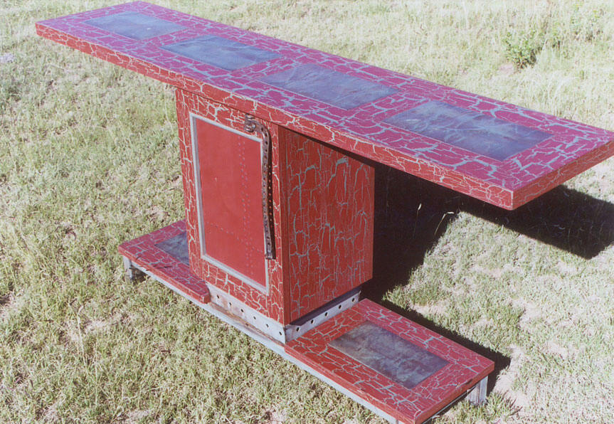 Southern View Sofa Table