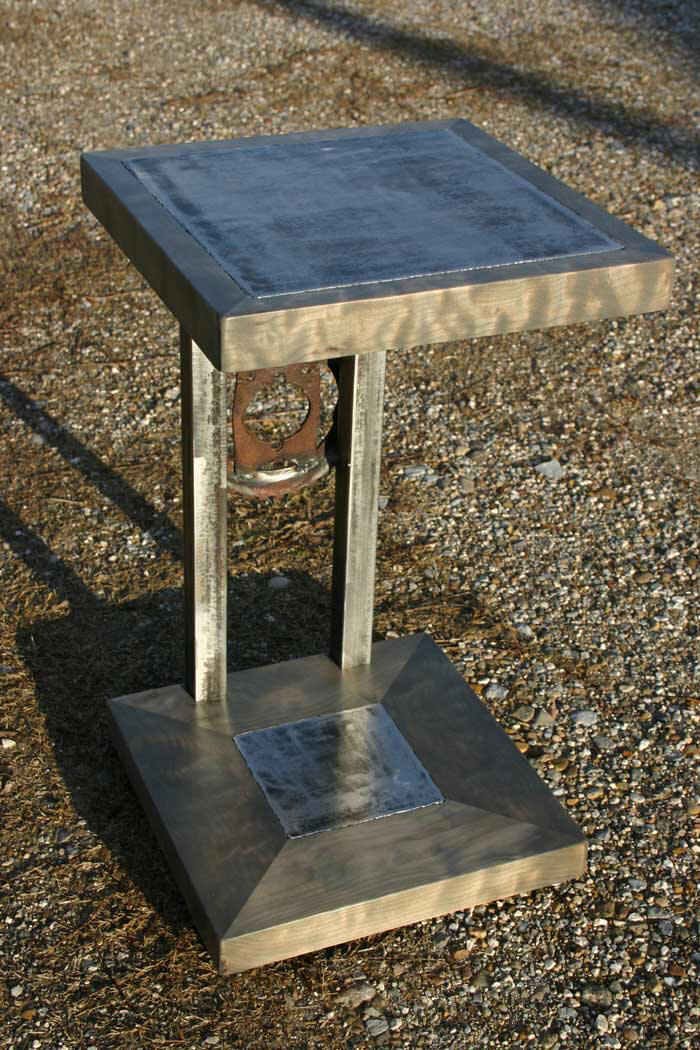 Storm Cloud Side Table