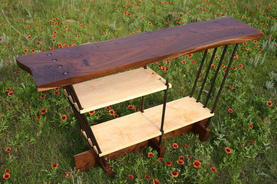 Caprock Sofa Table II