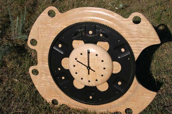 Running Gear Clock
