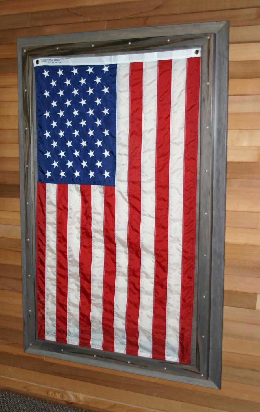 Miles's Flag Case