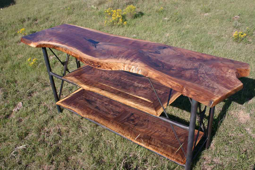 Cherokee Strip Sofa Table