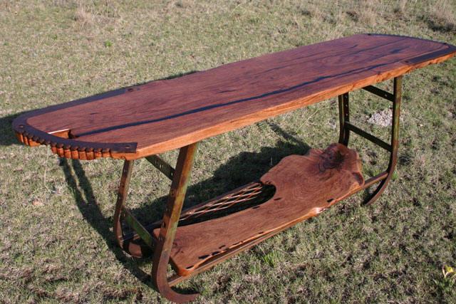 High Jack Table
