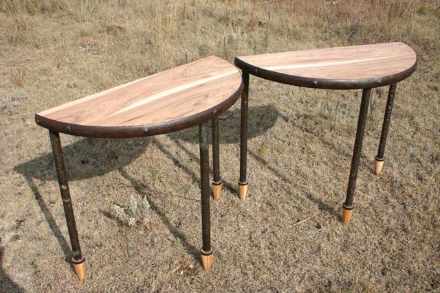 New Moon Table I & II