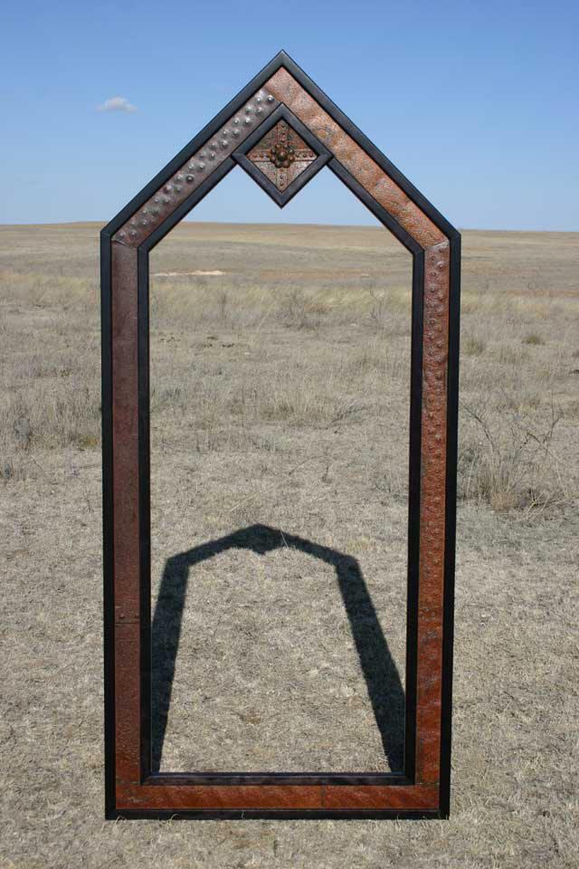 Montezuma Mirror