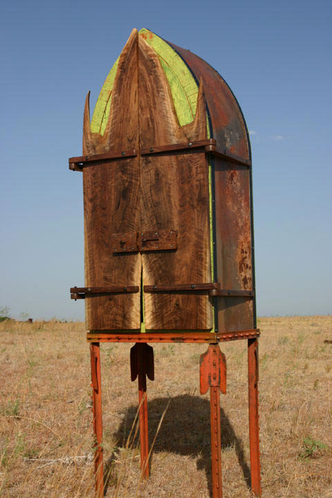 Zulu Stockade Reliquary