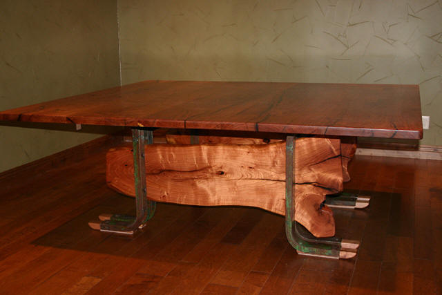 Standing Deere Dining Table