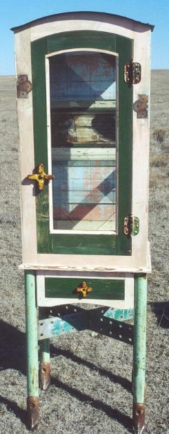 Dodge Trail Reliquary