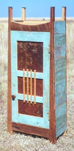 Onion Creek Sentinel Wall Cabinet