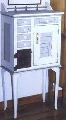 Open Range Dresser
