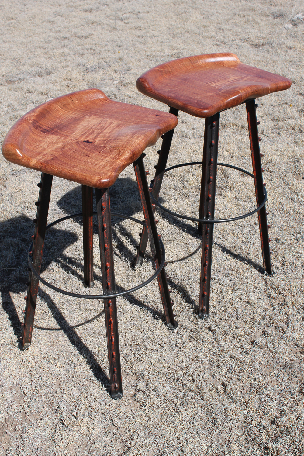 T-Bone Bar Stools