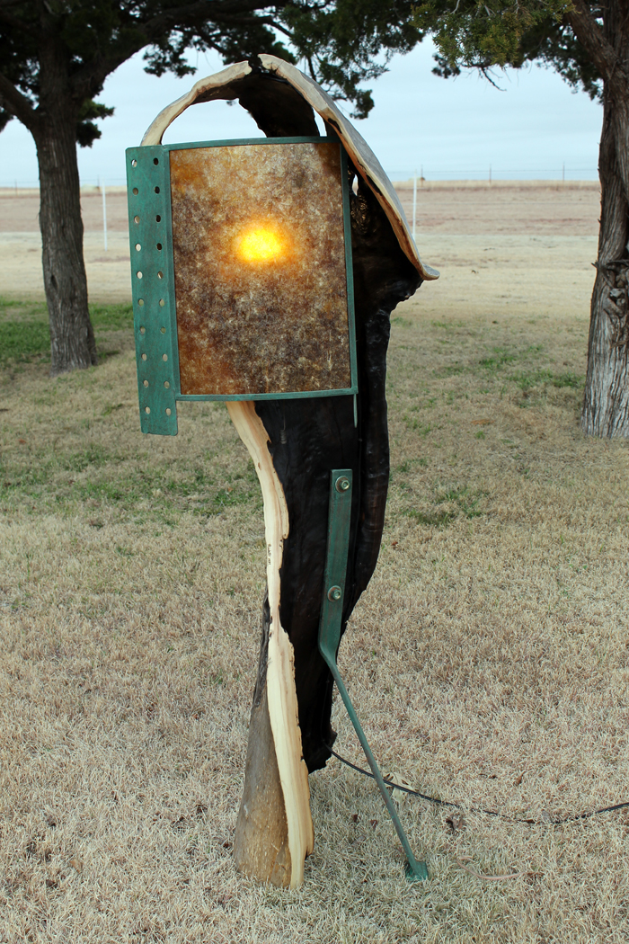 Prairie Fire Lamp