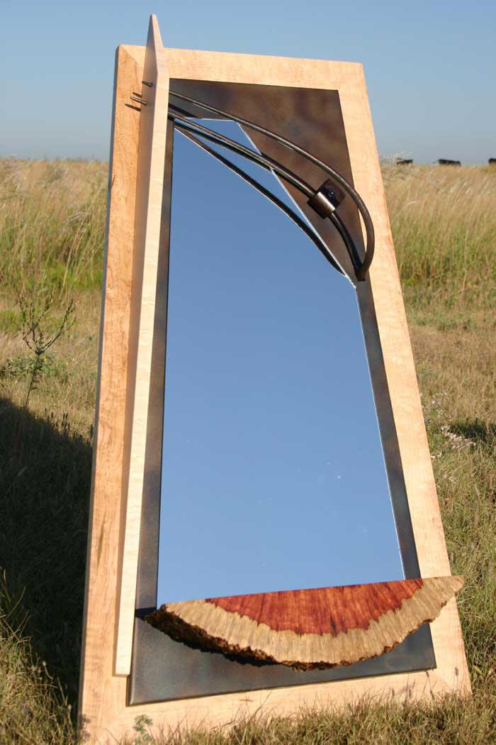 Arc Mirror