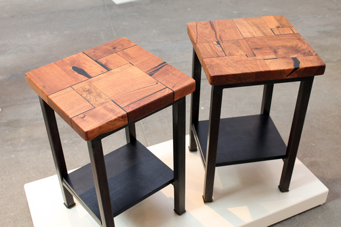 Above the Breaks End Tables 1 & II