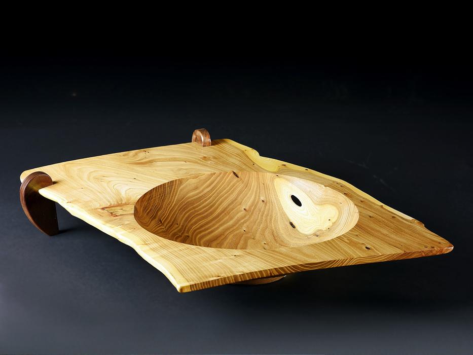 Off-Cut Bowl-Tray