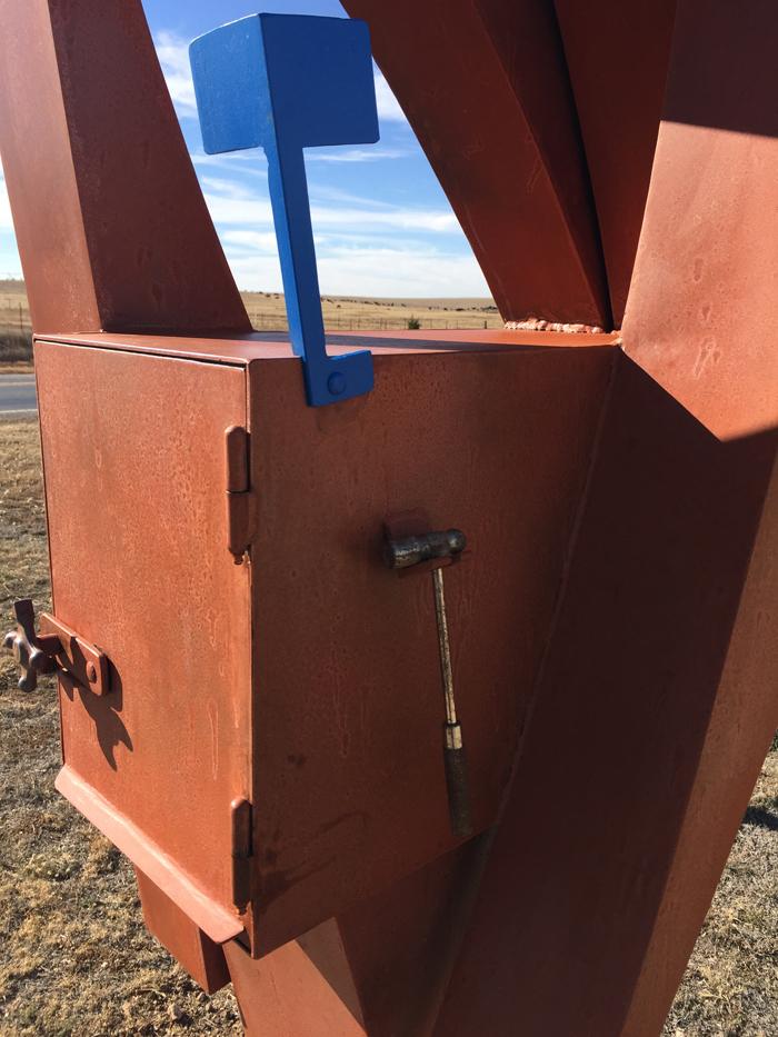 Prairie Wind Mailbox